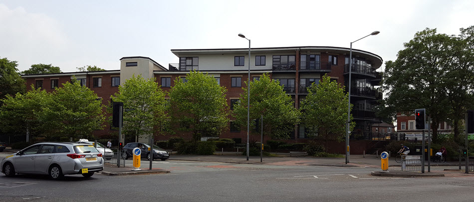 Upper Chorlton Road Apartments