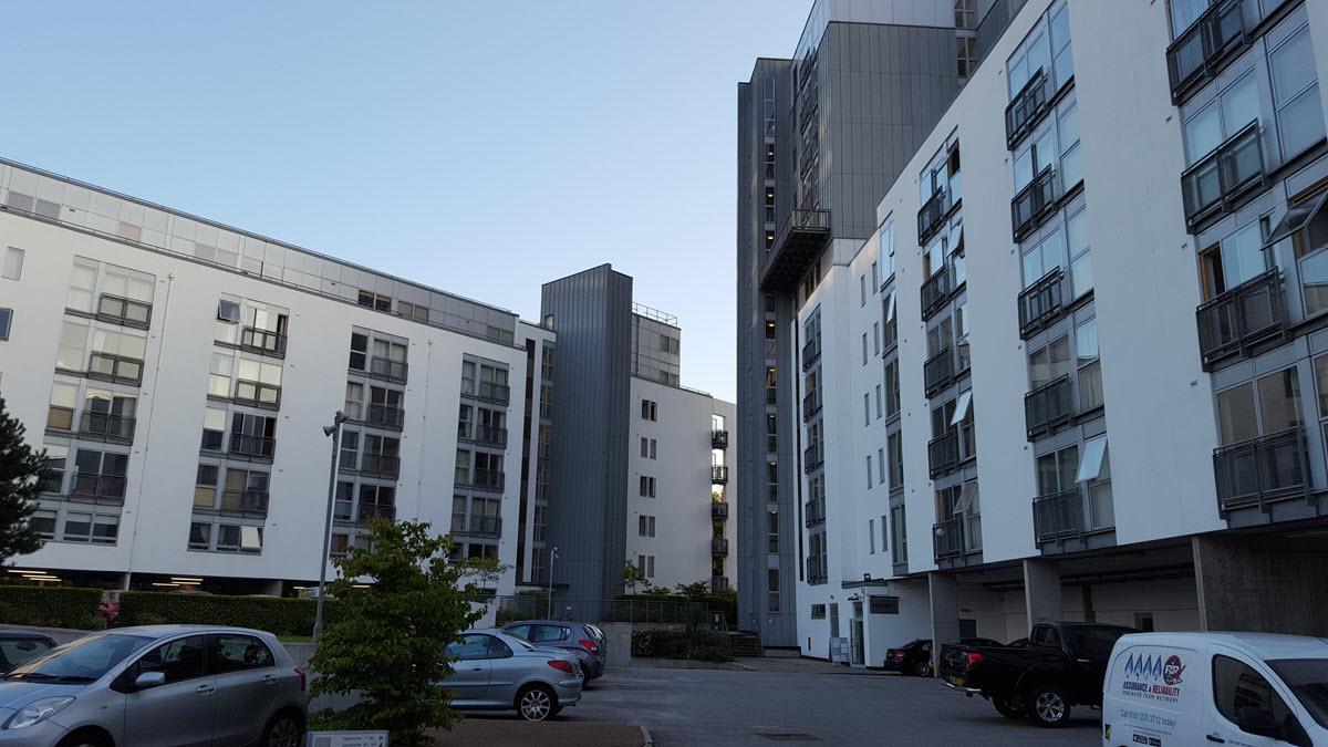 The Vie Buildings, Salford