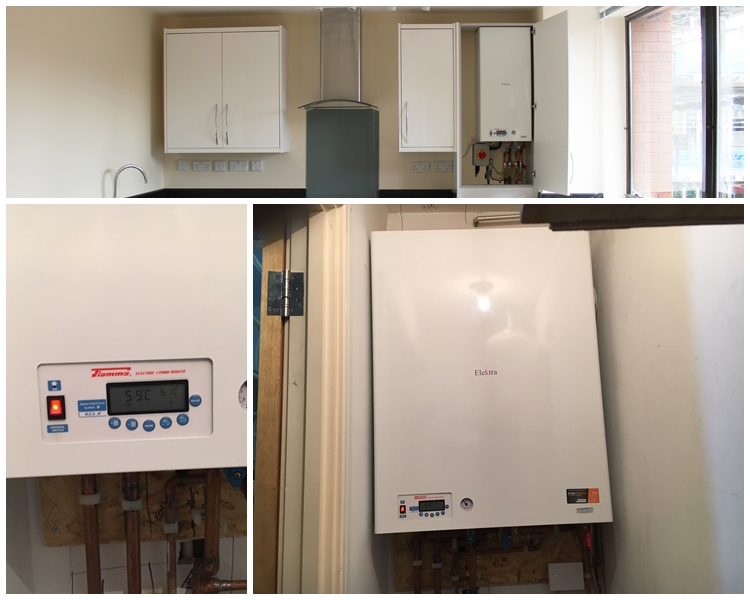 Electric Boiler Installation Manchester
