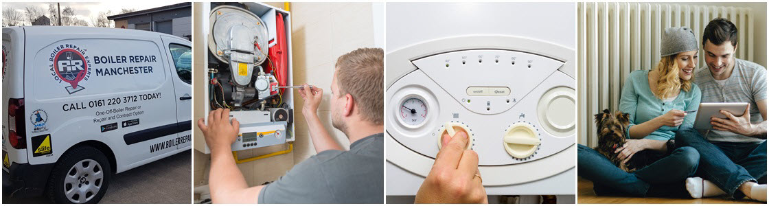 Warranty Servicing by A&R Boiler Repair Experts